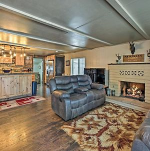 Updated Payson Retreat With Patio, Grill And Yard photos Exterior