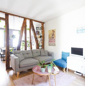 Charming And Cosy Apt Near Effeil Tower photos Exterior