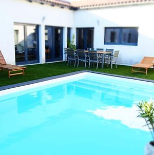 Villa With 3 Bedrooms In Sainte Marie De Re With Private Pool Enclosed Garden And Wifi photos Exterior