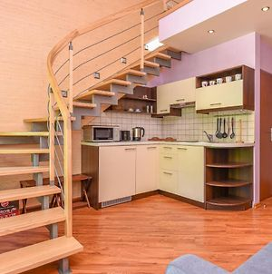 Cosy Apartment For 4 In Kalno St., Juodkrante photos Exterior