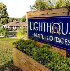 Lighthouse Motel And Cottages photos Exterior