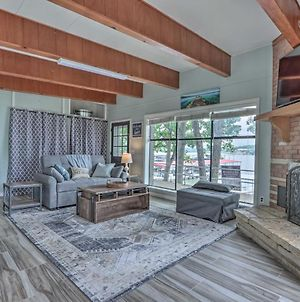 Lakefront Osage Beach House With On-Site Dock! photos Exterior