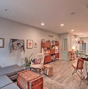 Chic Philly Townhouse With Patio In Brewerytown! photos Exterior