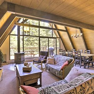 Spacious Cabin With Deck, Less Than 3 Mi To Donner Lake photos Exterior