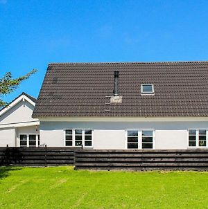 Four-Bedroom Holiday Home In Lokken 18 photos Exterior