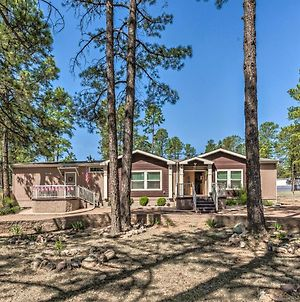 Ruidoso Retreat With Grill Central Location! photos Exterior