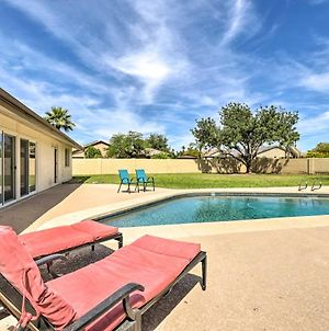 Litchfield Park Retreat With Pool And Privacy! photos Exterior