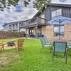 Lakefront Granbury Getaway With Private Dock! photos Exterior