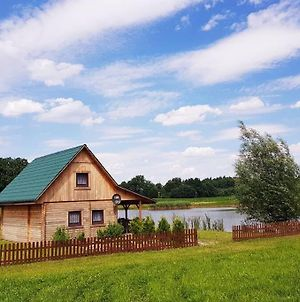Domek Nad Stawem / A Cozy Cottage By The Pond photos Exterior