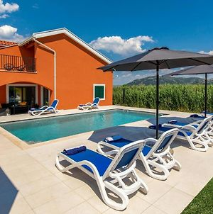 Amazing Home In Opuzen With Outdoor Swimming Pool And 4 Bedrooms photos Exterior