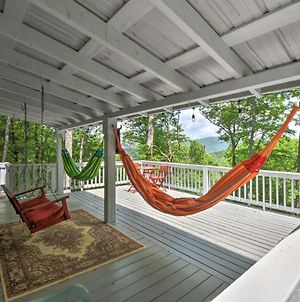 Quiet And Comfy Chattahoochee Cabin With Mtn View photos Exterior