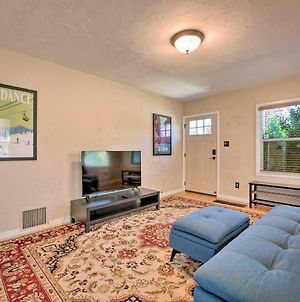 Modern, Pet-Friendly Slc Home With Fire Pit! photos Exterior