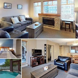 Incredible Location With Pool And Hot Tub By Harmony Whistler photos Exterior