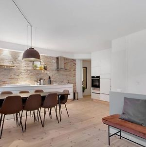 Stylish Two Floor Apartment In Vibrant Norrebro photos Exterior