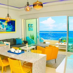 Luxury Apartment Front Of The Beach-Exclusive Area photos Exterior