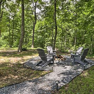 Cozy Home With Fire Pit, 5 Mi To Pigeon Forge photos Exterior