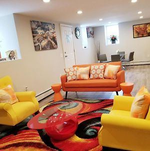 New Modern 3 Bedroom Fast Wifi Mins Downtown & Ma photos Exterior