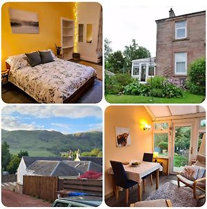 Stunning 1 Bed Flat On The Foothills Of The Ochil'S photos Exterior