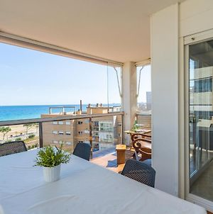 Pool, Relax And Comfort In Beachfront Apartment photos Exterior