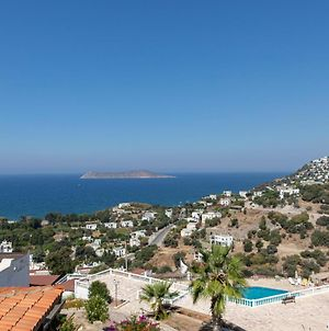 2Br Duplex House With Amazing Sea View In Bodrum photos Exterior