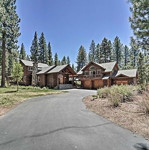 Gorgeous Tahoe Home With Hot Tub And Barrel Sauna photos Exterior