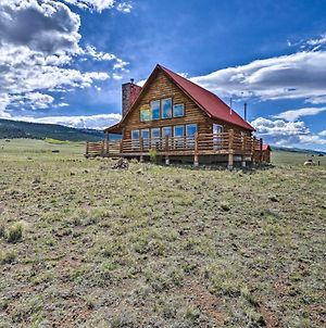 Secluded Rocky Mountain Hideaway In Fairplay! photos Exterior