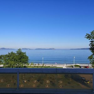 Apartment On The First Line Of Samil Beach And With Frontal Views Of The Sea photos Exterior