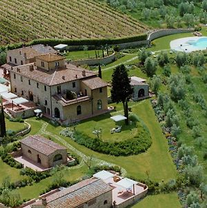 Chianti Villa Surrounded By Greenery With Swimming Pool photos Exterior