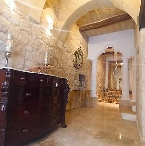 Maltese Traditional Town House In Rabat With Mdina'S Cathedral View photos Exterior