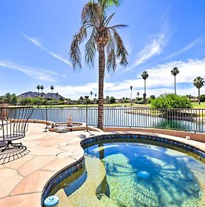 Upscale Phoenix Oasis With Private Pool And Spa! photos Exterior
