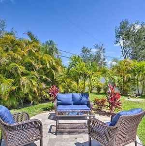Bright Port St Lucie Retreat With Private Pool photos Exterior