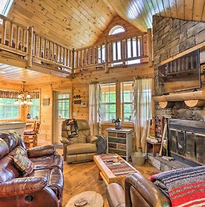 Cozy Blakely Cabin With Porch And Valley Views! photos Exterior