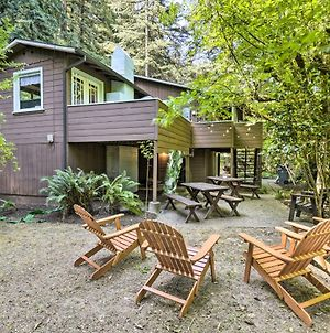 La Riviere Russe Between River And Redwoods! photos Exterior