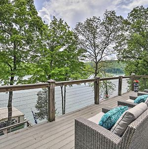 Inviting Family Abode With Dock On Norris Lake! photos Exterior