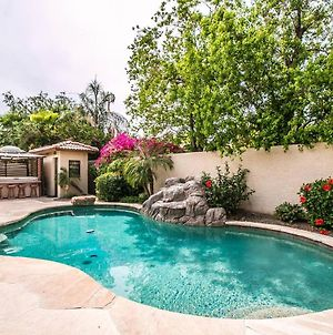 Luxury Scottsdale Home Wpool And Hot Tub photos Exterior