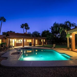 Super Private In The Very Best Part Of Scottsdale - Heated Pool & Spa photos Exterior