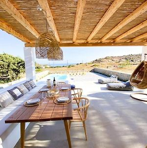 Luxury Cycladic Villa With Seaview And Pool photos Exterior