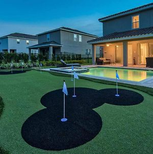 Charming 6 Bdrm Home With Fun Putting Green At Encore photos Exterior