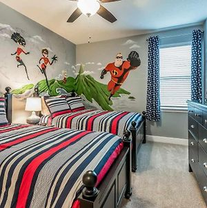 Incredible 11 Bdrm Oasis With Fun Themed Bedrooms At Encore photos Exterior
