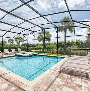 Polished 8 Bdrm Villa With Screened In Pool At Encore photos Exterior