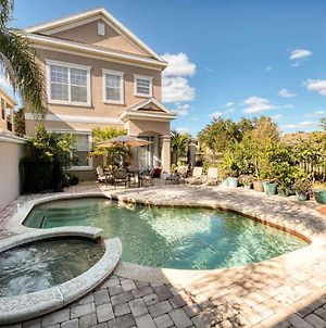 Bright Chic 3 Bdrm Home With Private Pool At Reunion photos Exterior