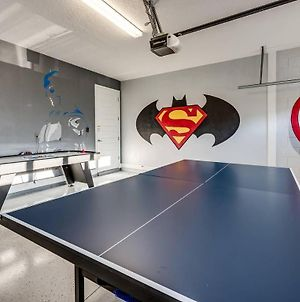 Colorful 5 Bdrm Home With Superhero Games Room In Encore photos Exterior