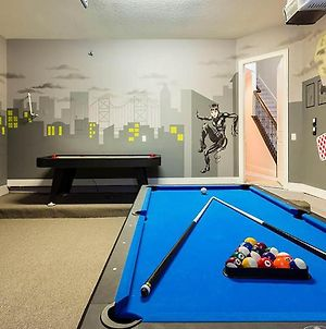 Classic 5 Bdrm Villa With Themed Game Room At Reunion photos Exterior