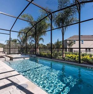 Sleek 5 Bdrm Home With Screened In Pool At Encore photos Exterior