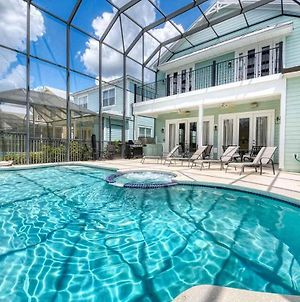 Sun Filled 5 Bdrm Home With Screened In Pool In Reunion photos Exterior