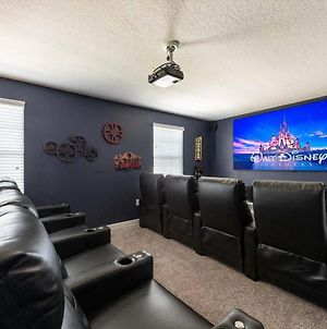 Welcoming 8 Bdrm Home With Cinema Room At Champions Gate photos Exterior