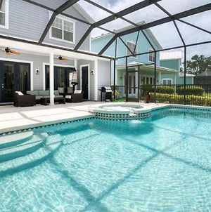 Graceful 5 Bdrm Home With Screened In Pool At Reunion photos Exterior
