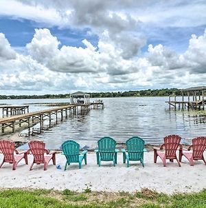 Family Friendly Home With Private Pool And Dock! photos Exterior