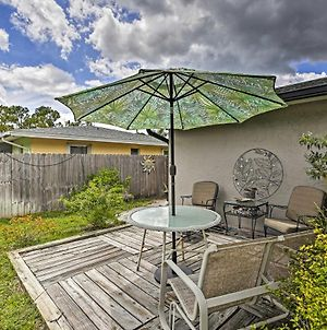 Unique Bonita Springs Hideaway With Shared Yard photos Exterior
