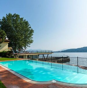 Lovely Holiday Home In Meina On Lake Maggiore photos Exterior
